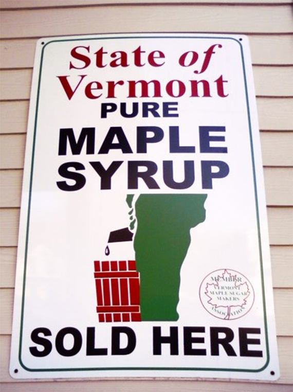 vermont maple syrup logo